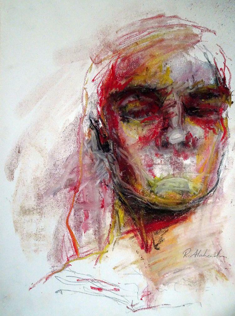 Pastel Study - art, artist, pastel - alahendra | ello
