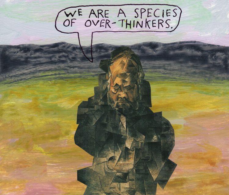 Speaking species - overthinking - stoicmike | ello