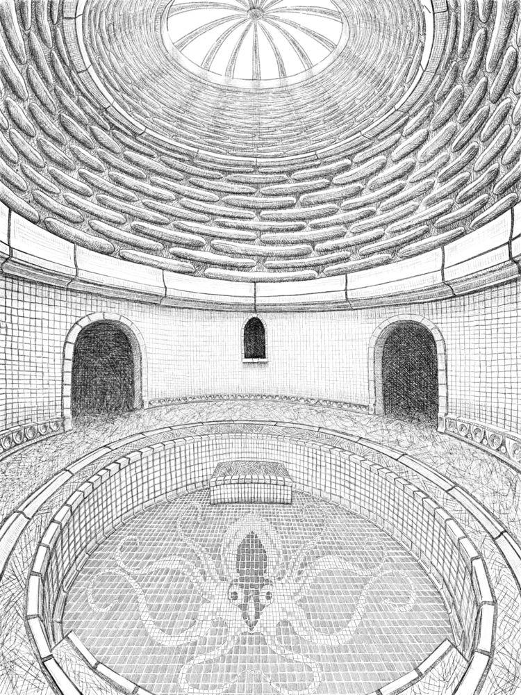 Perspective inspired ancient Ro - soper   ello