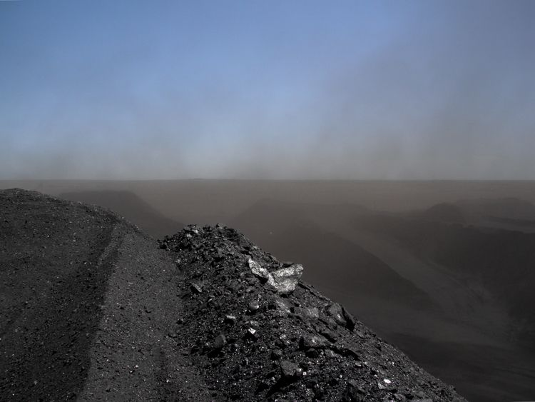 Coal survey - South Gobi desert - auto_da_fe | ello