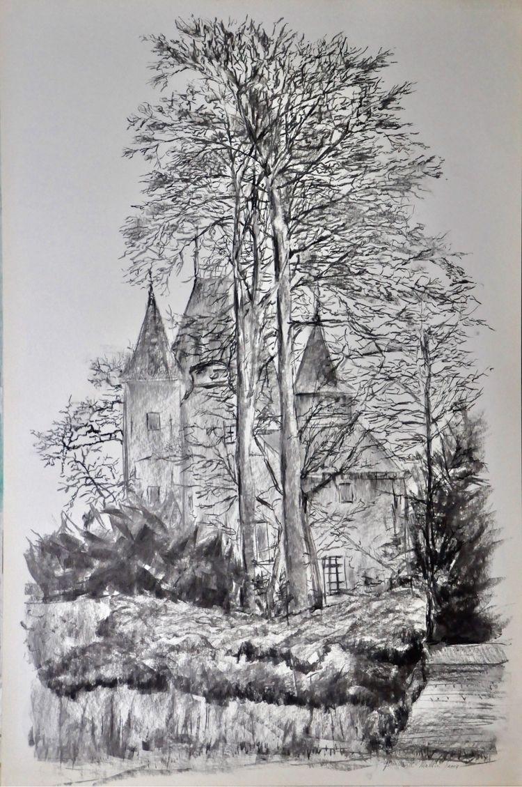 trees 2017 Bernard Martin (Ben - ben-peeters | ello