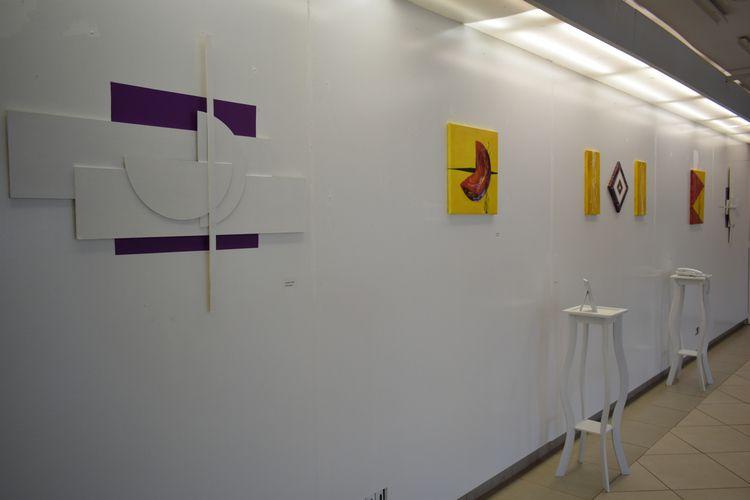bit Art Exhibition named Abstra - lia_maurer | ello