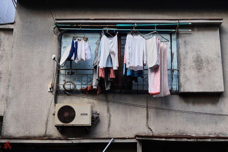 Laundry Time - Tokyo, Japan, Building - gullevek | ello