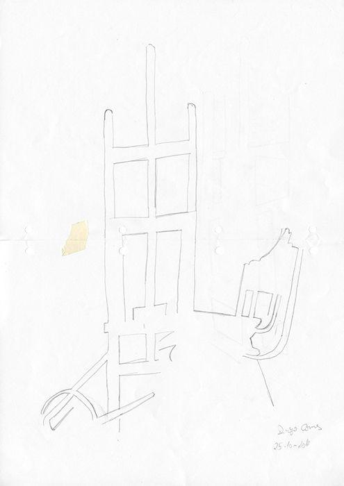 Diogo Gomes, 2017/18 Desenho em - exploracaografica | ello