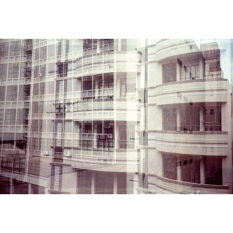 Double exposure expired film - 35mm - etakaki | ello