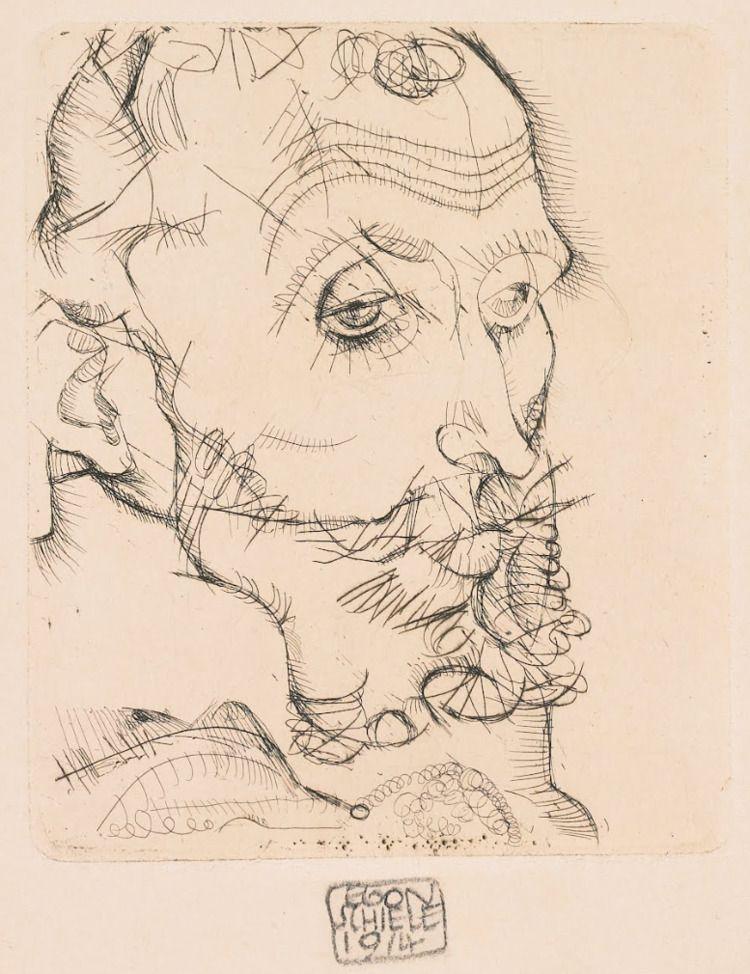 Egon Schiele _____ Portrait Fra - simplecru | ello