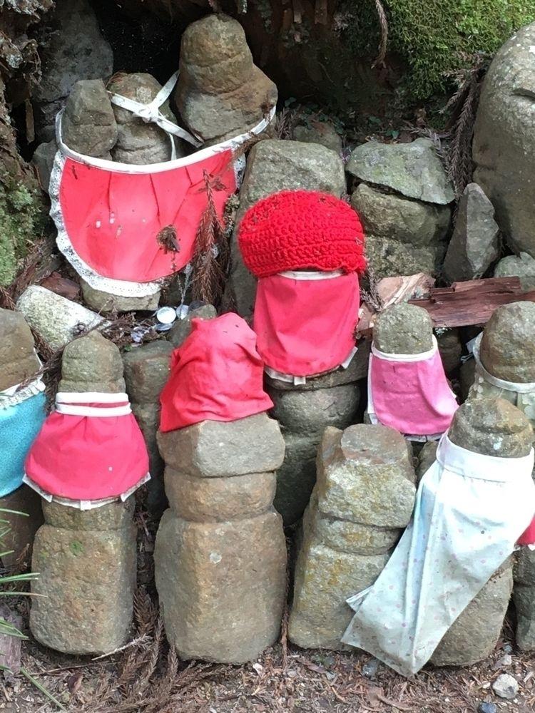Jizo ( children - japan, kyoasan - thespeck | ello