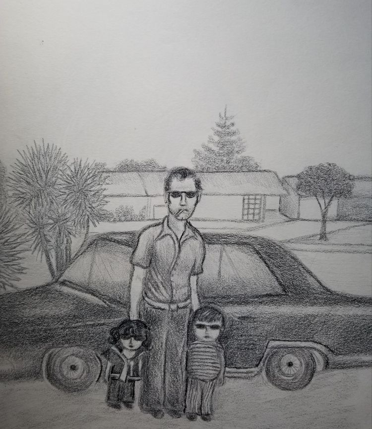 Doodle Drawings: American Dream - nora_   ello
