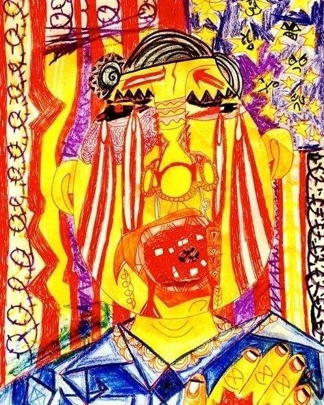 Portrait Fred Korematsu Japanes - yocalvi | ello