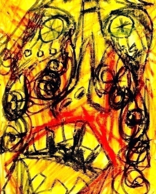 Tortured Artist August 2017 Cra - yocalvi | ello