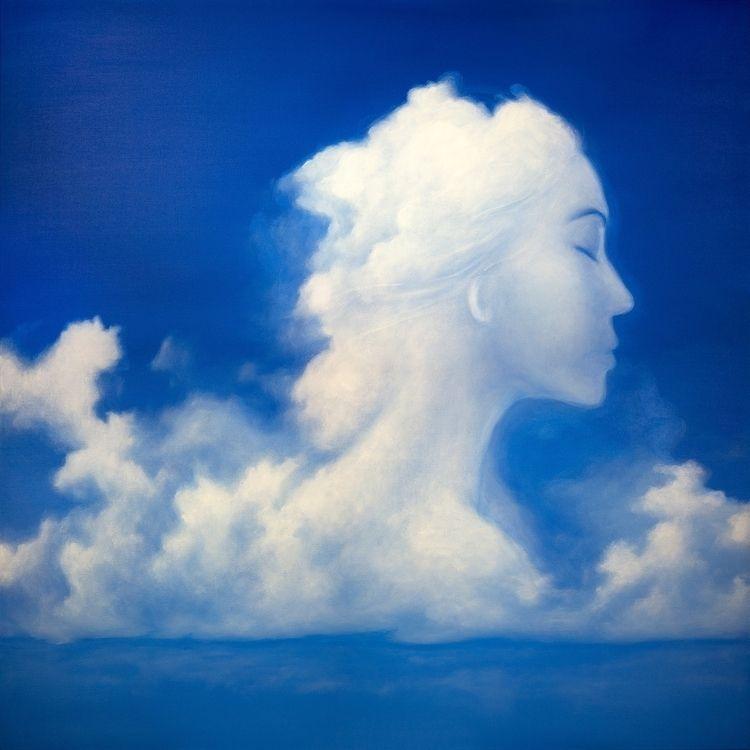 Dreams (Mother Nature). Oil can - carlyoshihara | ello