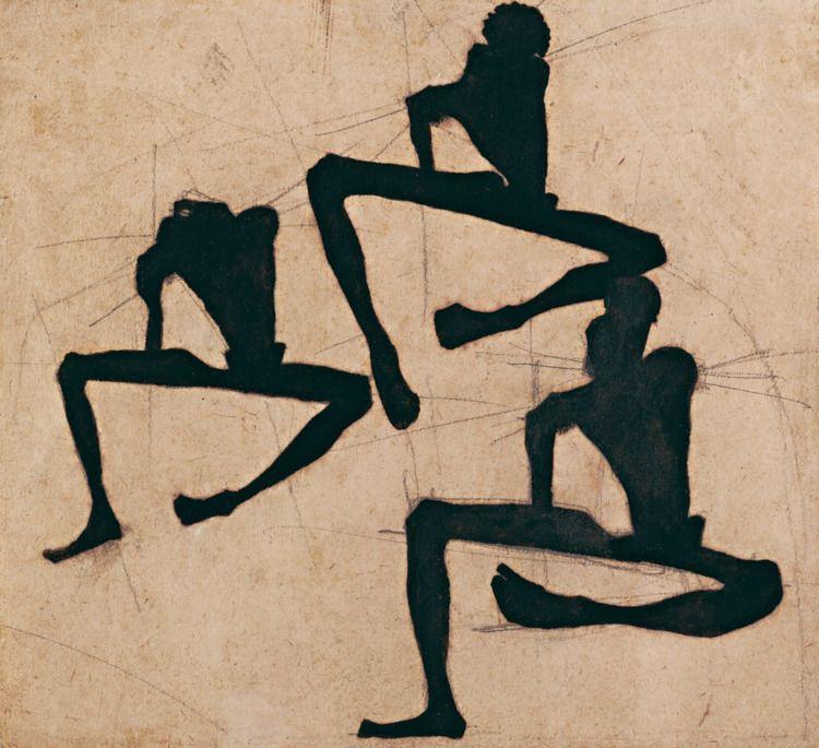 Egon Schiele _____ Composition  - simplecru | ello