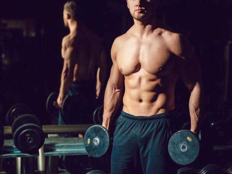 exercise results, creator viral - denistitov | ello