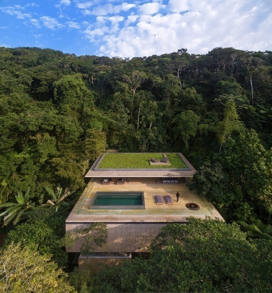 Jungle House Studio MK27 – Marc - thetreemag | ello