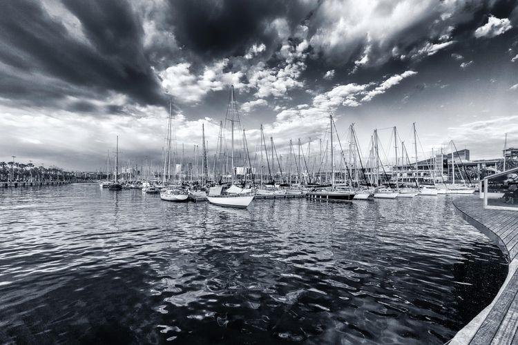 Port Vell, Barcelona - photography - andreasmariotti | ello