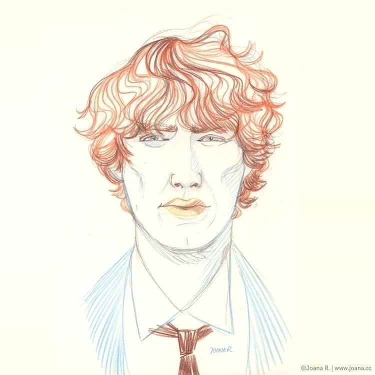 Jon Burroughs Crayons JonBurrou - joana_ray | ello