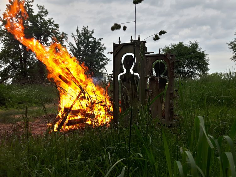 Ognisko Dwór Kultury, Instalacj - matyjaszewski | ello