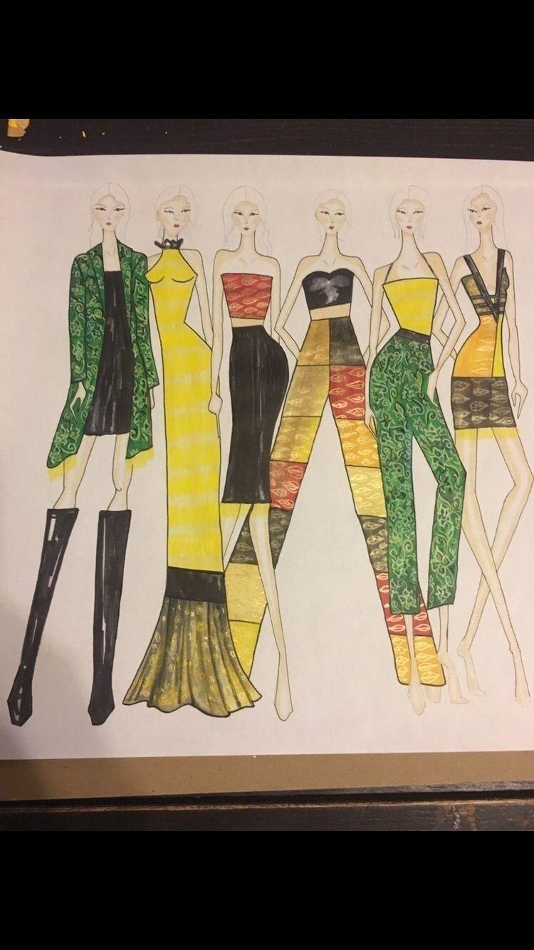 fashion, art, fashionillustration - rinnylee | ello