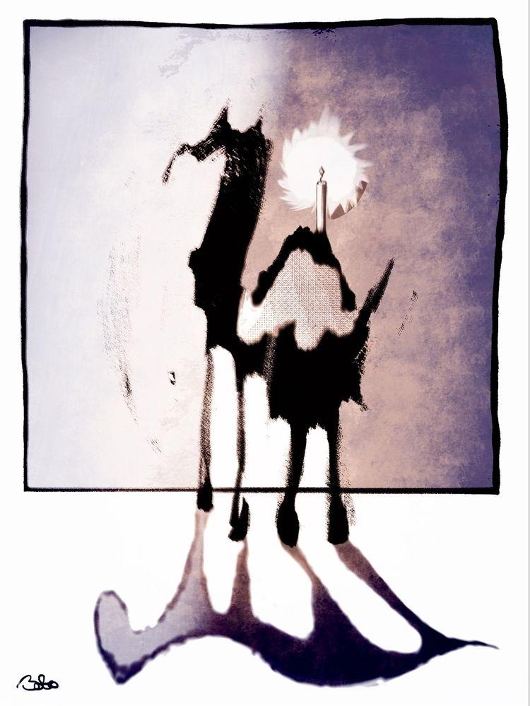 blow, candle, catch, camel, bobogolememe - bobogolem_soylent-greenberg | ello