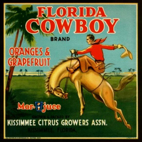 Florida Cowboy Kissimmee - broodingsquid | ello