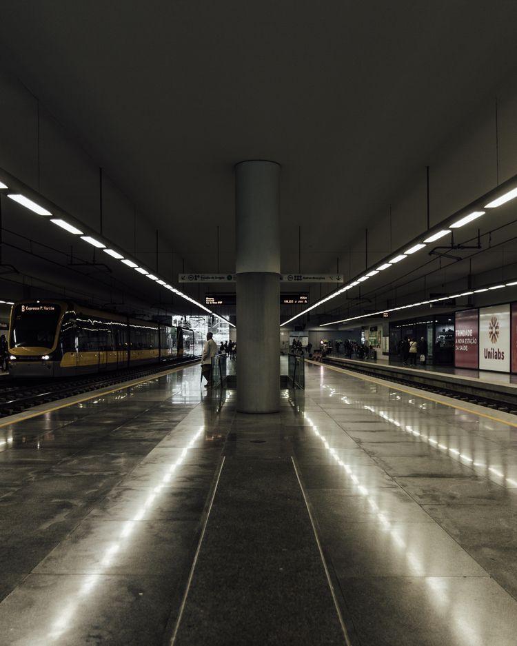 Trindade Metro Station - streetphoyography - tiagomrcoelho   ello
