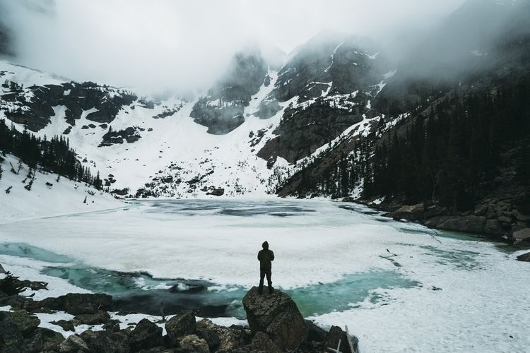 Emerald Lake - Colorado, photography - josiah_weaver | ello