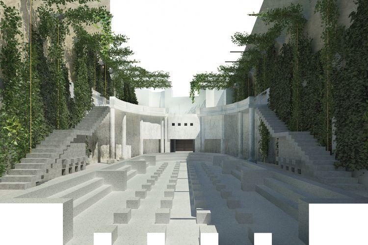 architecture, bowl, roman, bath - andreitheodorionita | ello