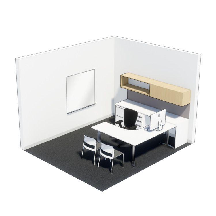Renderings room typicals Enscap - ahinteriordesigner | ello