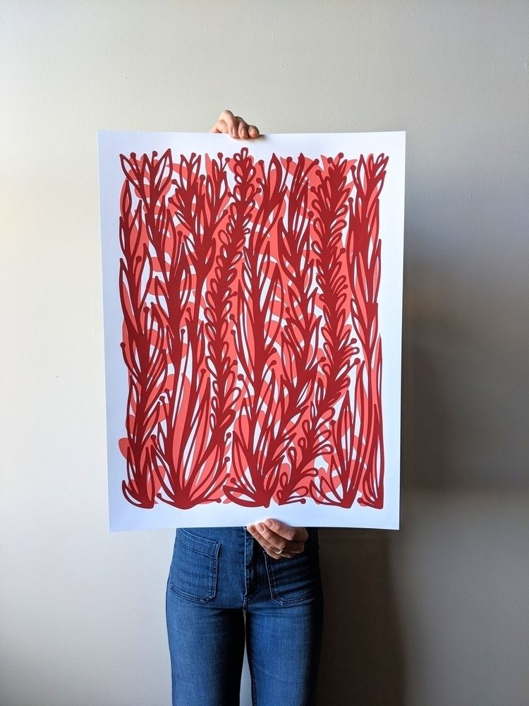 Red Vines print shop - screenprints - wearebrainstorm | ello