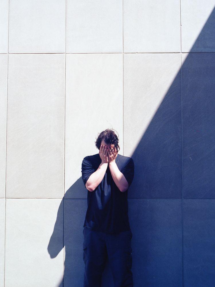 Crying Man VIII  - ello, elloanalog - alaskapalms | ello