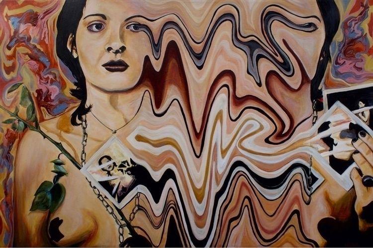 Marina Abramović Rhythm Portrai - marscreeps | ello