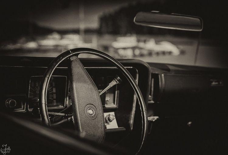blackandwhite, car, porvoo, finland - moraff   ello