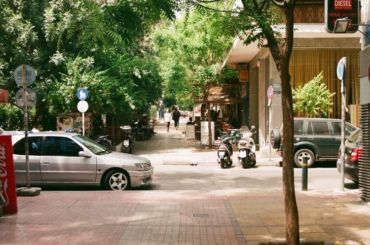 Αθήνα 〜 Athens - filmphotography - ferreira-rocks | ello