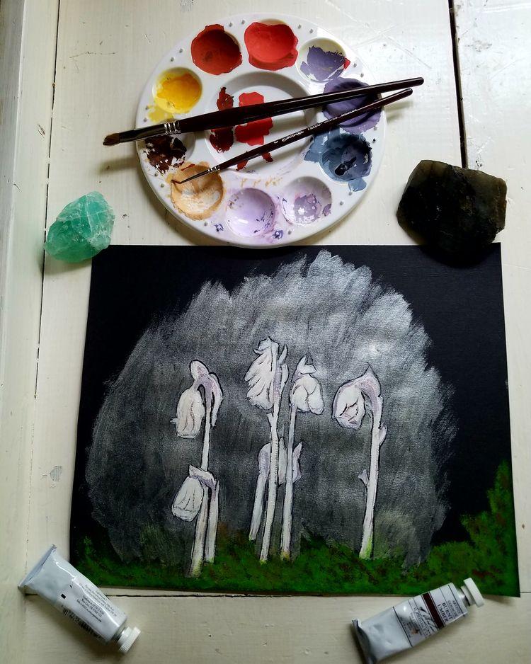 rainy cold day thought good pai - natureisfree | ello