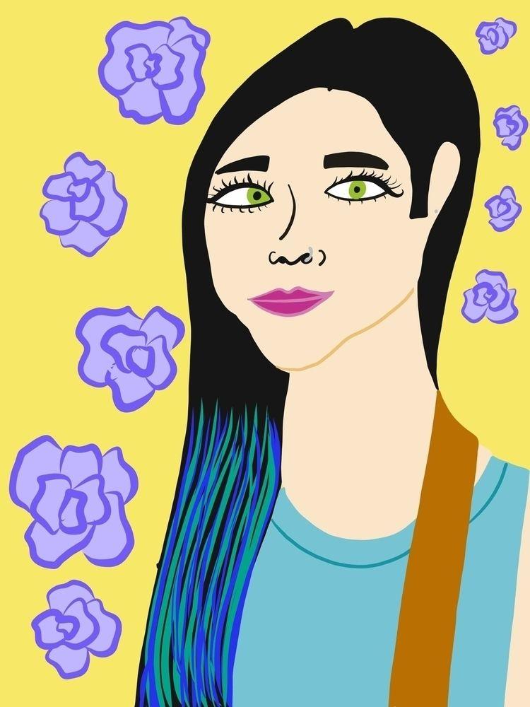 art, illustrator, illustration - cyncityart   ello