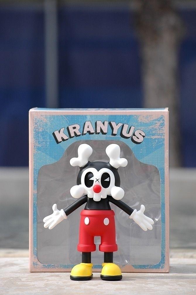 "Kranyus 8"" vinyl toy online Mar - theodoru | ello"