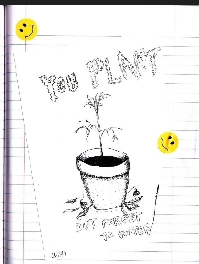 PLANT FORGET WATER || 2017 — co - ashbie | ello