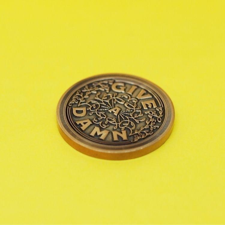 collaboration giving Coins Dest - weekendersupply | ello