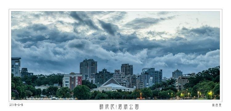 2018年6月8日 翻滾吧!碧湖公園 - saab900 | ello