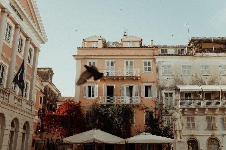 Corfu Town | Fuji X100F - beneaththepines | ello