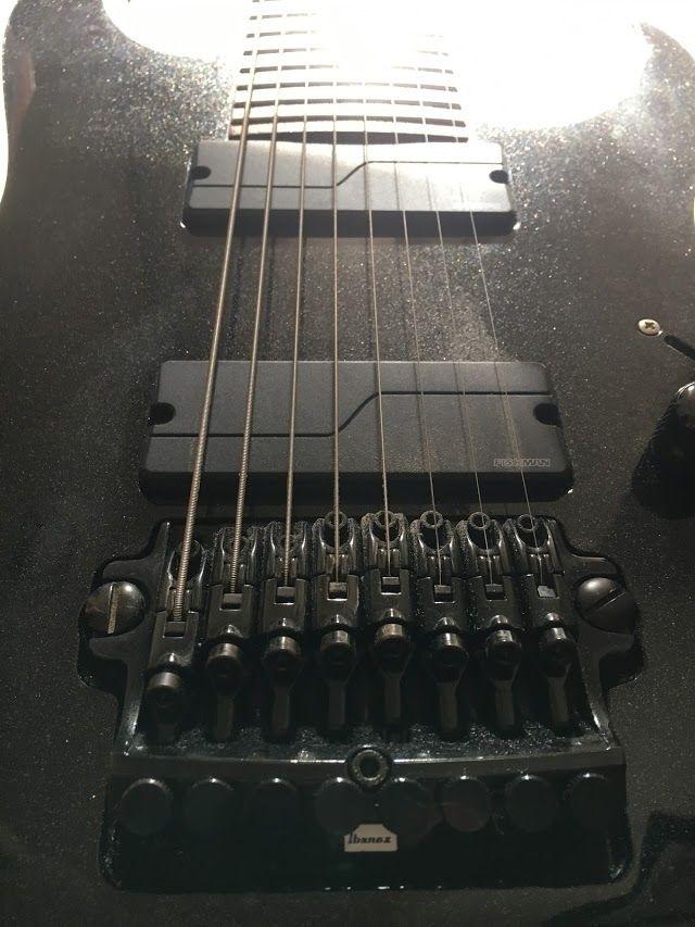 Ibanez RG2228 Fishman Fluence - guitar - bobhopkins | ello
