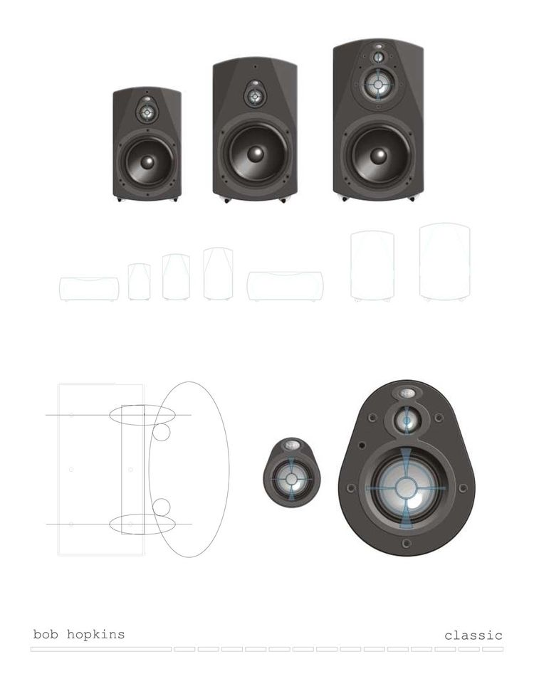 NHT Classic project - #loudspeakers - bobhopkins | ello