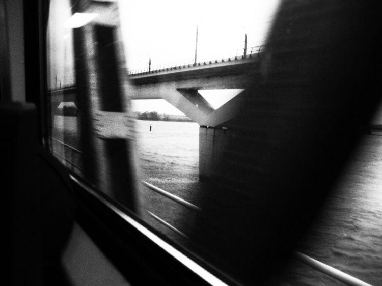 Train Antwerp - petevanstein | ello