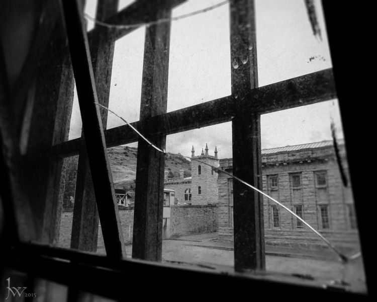 idaho, penitentiary, blackandwhite - jwsubastra | ello