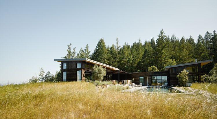 Healdsburg Feldman Architecture - thetreemag   ello