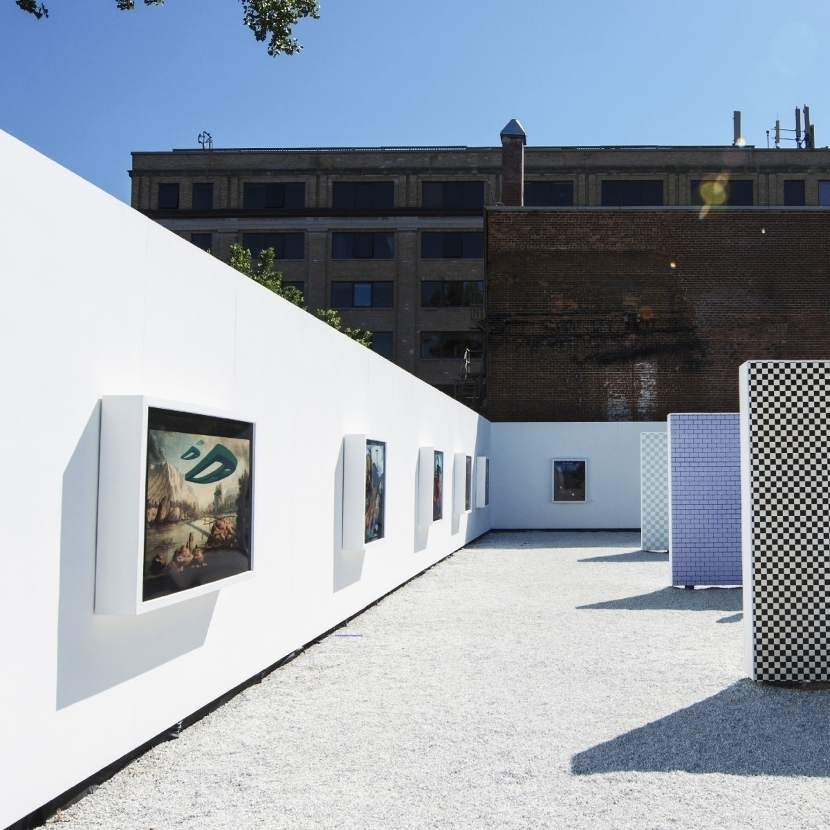 Galerie blanc. 2018 exhibit fea - alexandreberthiaume | ello