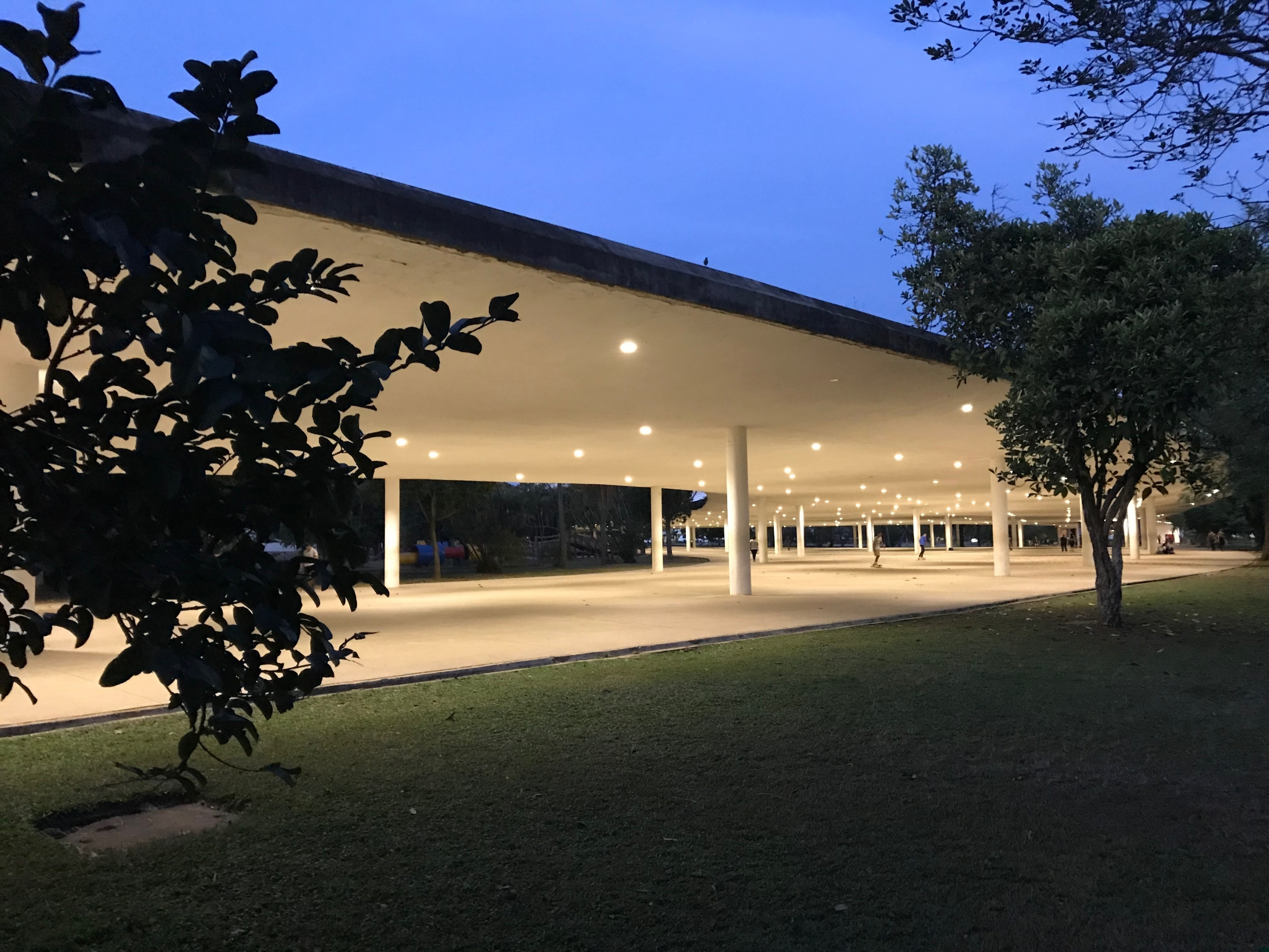 Marquise Parque Ibirapuera iníc - antoniomg | ello