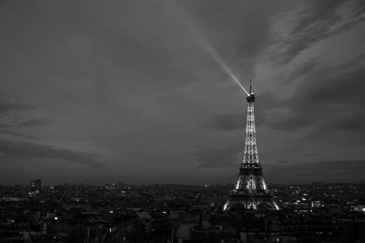 Le phare Paris, 2016 Fresh star - andreibsc | ello