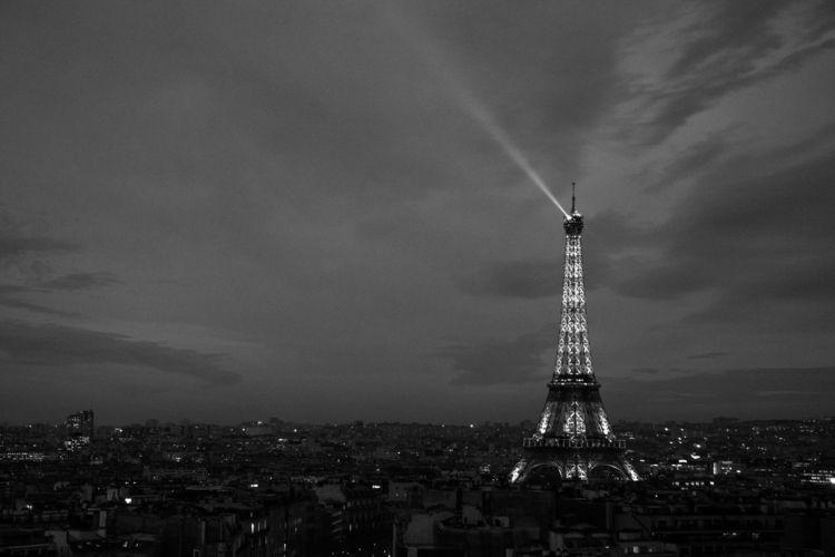 Le phare Paris, 2016 Fresh star - andreibsc | ello