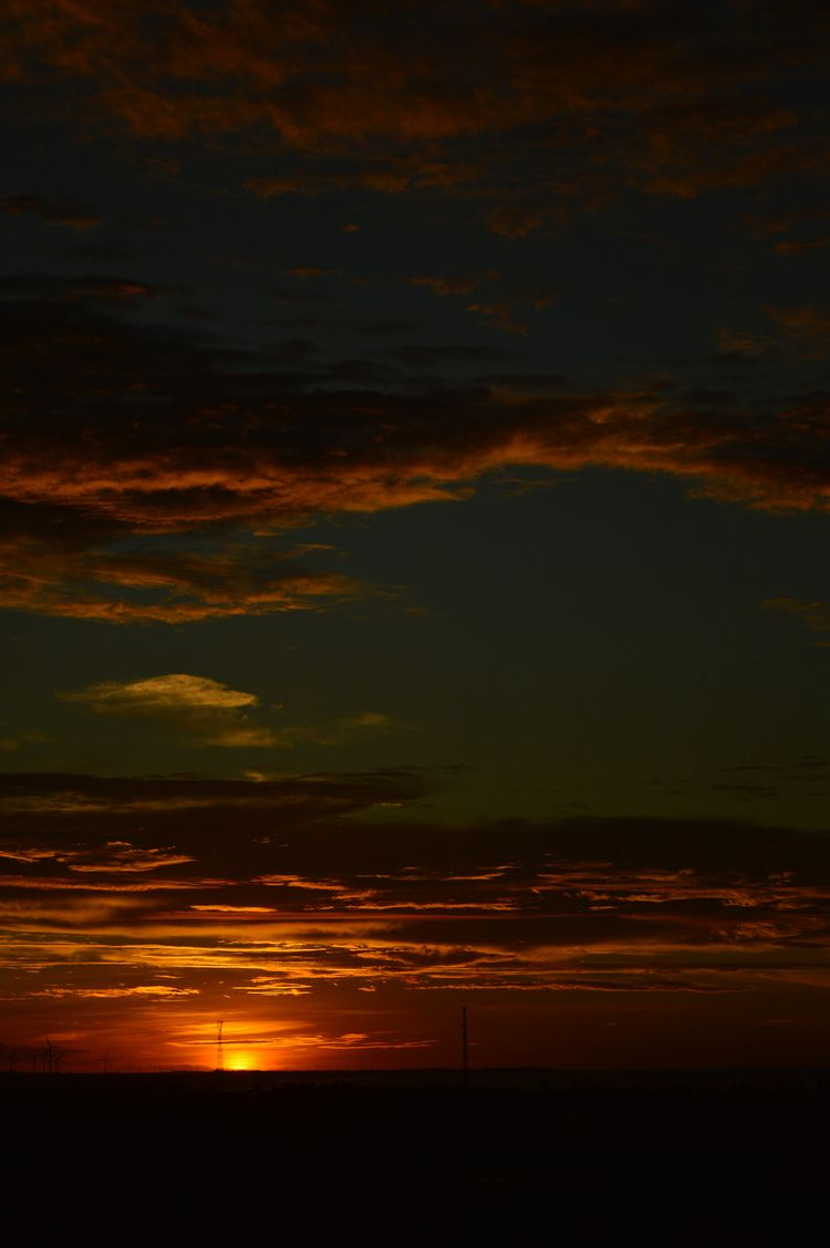 Sunset - Ceará/Brasil - marcosluafreitas | ello